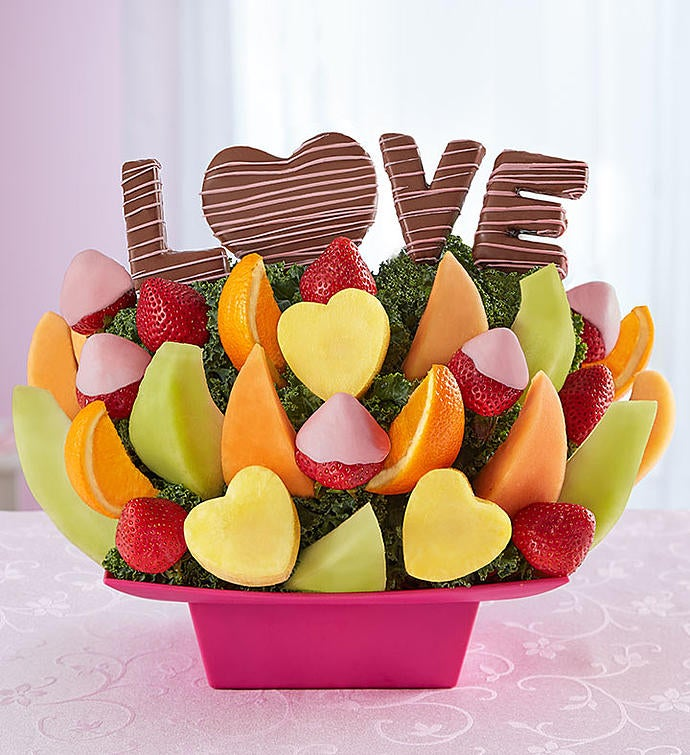 Sweet Love Story™ | FruitBouquets.com - 161697