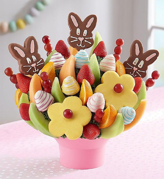 Easter Fruit Arrangements Easter Fruit Baskets