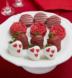 Love & Romance Dipped Strawberries and Oreos®