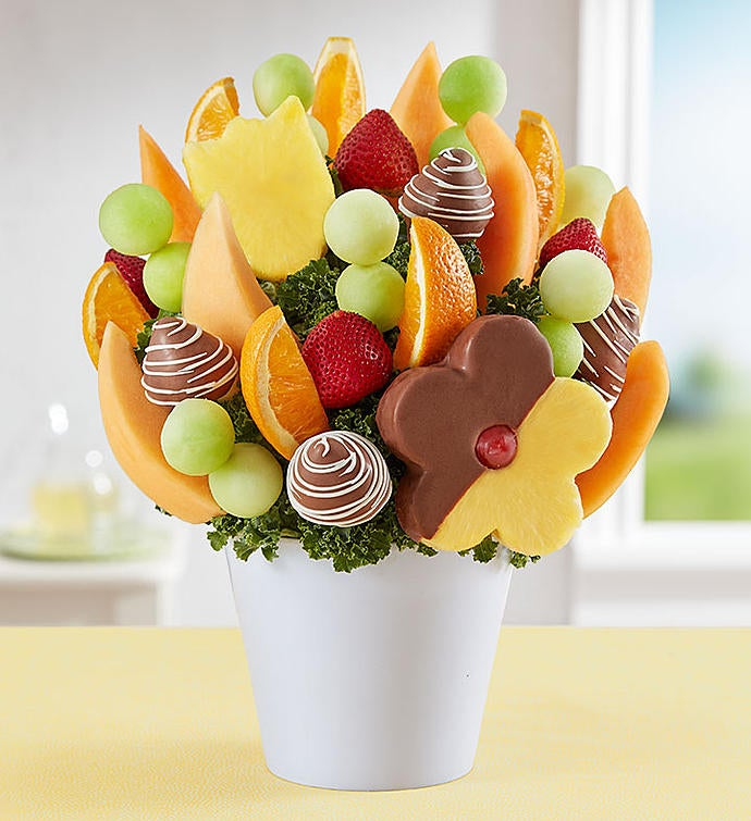 Cheerful Sweets™ | FruitBouquets.com - 163042