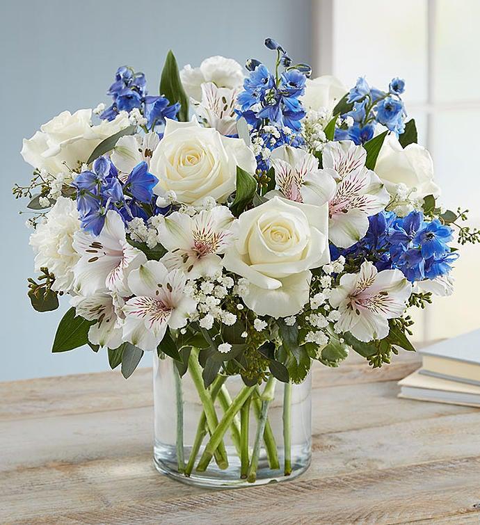 wonderful wishes bouquet 1800flowers com 167006