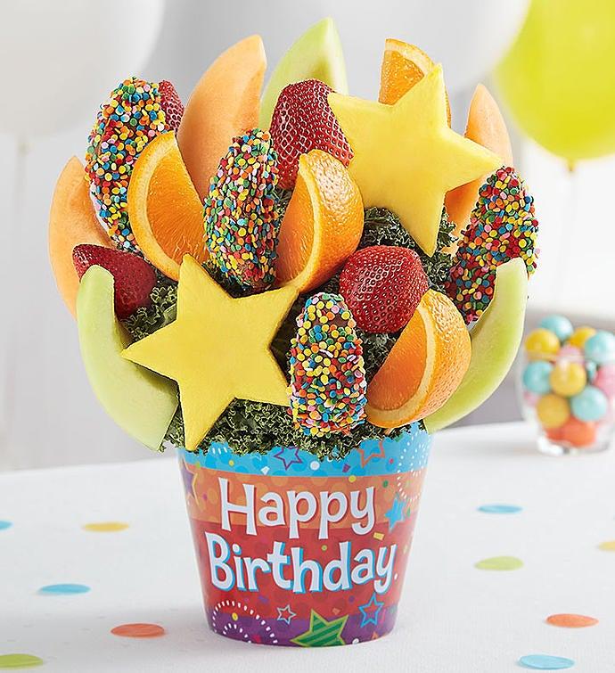 Celebrate the Day Fruit Arrangement