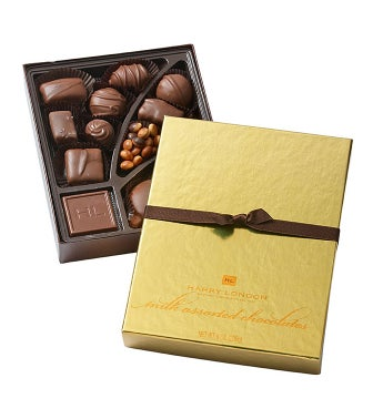 Harry London Gourmet Chocolates 8 oz.