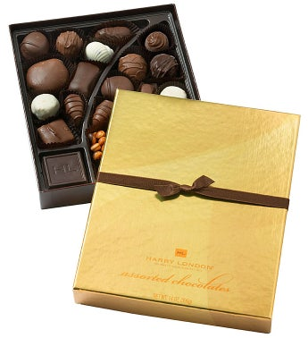 Harry London Gourmet Chocolates 14 oz