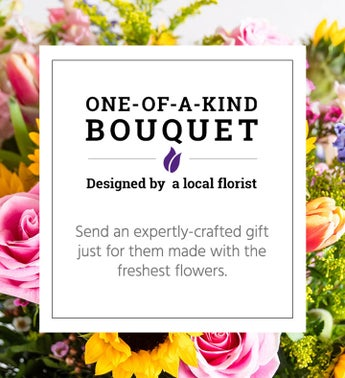 One of a Kind Bouquet  Free Shipping