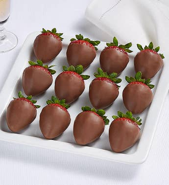 Berrylicious Dipped Strawberries All Milk