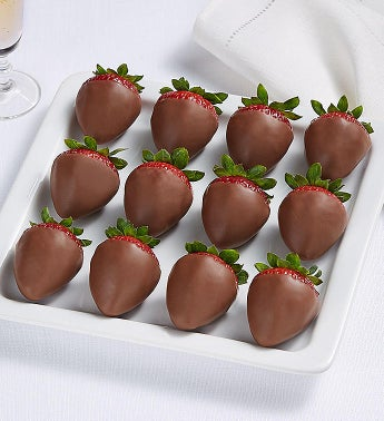 Berrylicious® Dipped Strawberries All Milk