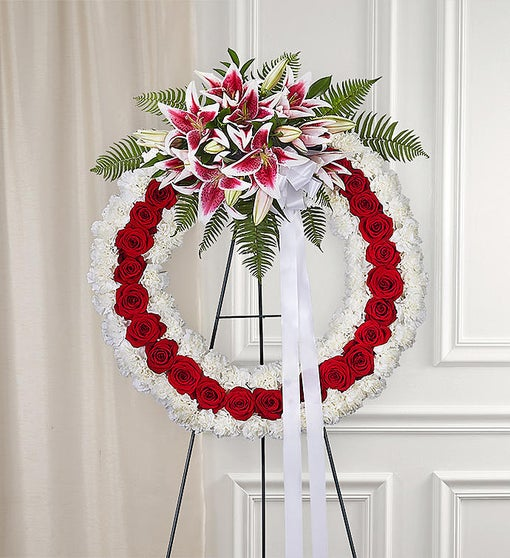 Love Forever™ Wreath