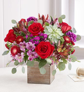 Radiant Jewel™ Bouquet