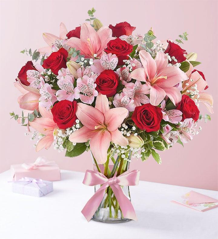 Valentines Bouquets Flower Arrangements 2021 1800flowers