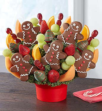 Jolly Gingerbread Bouquet™