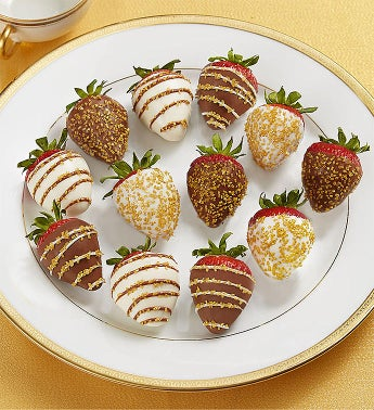 Gold Sparkle Strawberries™