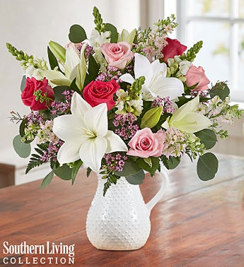 Delicate Delight™ Bouquet by Southern Living®