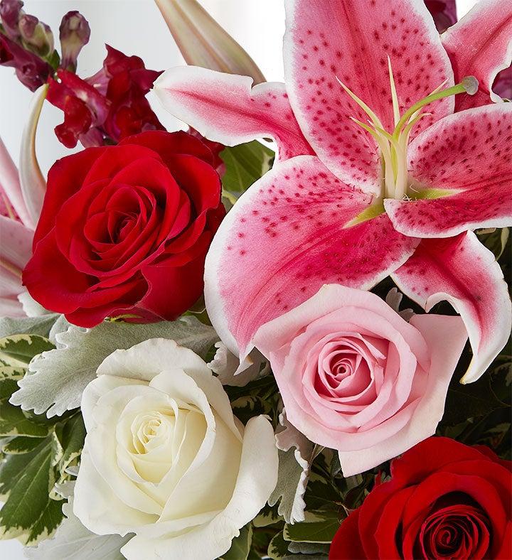 Radiant Devotion™ Bouquet
