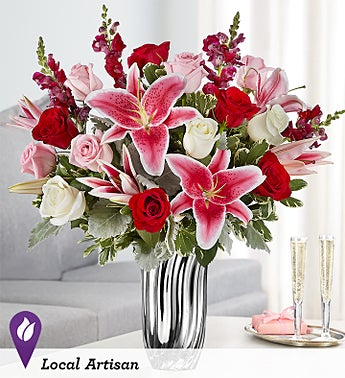 Radiant Devotion™ Bouquet