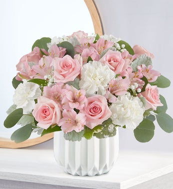 Blushing Pink Bouquet