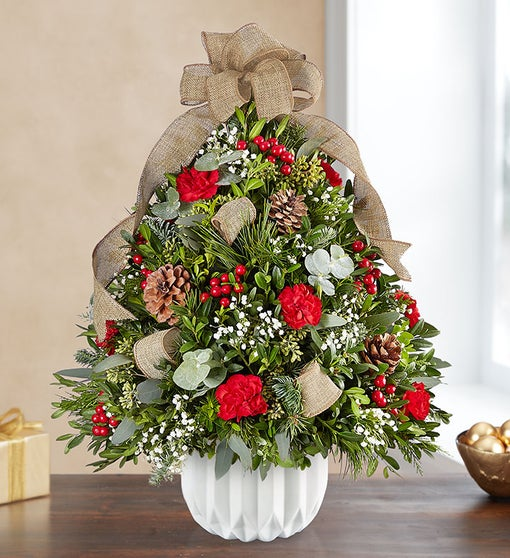 Christmas Enchantment™ Holiday Flower Tree®