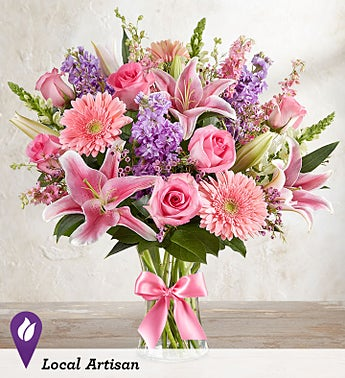 The Pink Ribbon Bouquet®