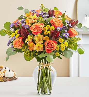 Autumn Breeze™ Bouquet for Sympathy