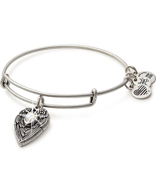 Alex & Ani Guardian Angel Bangle
