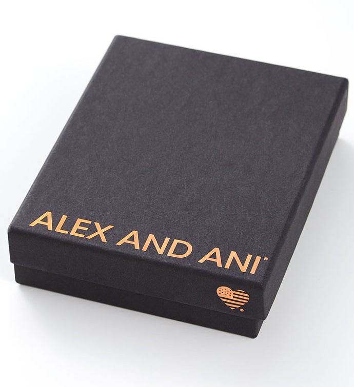 Alex & Ani Path of Life Bangle
