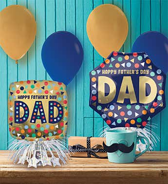 Father's Day Party Kit
