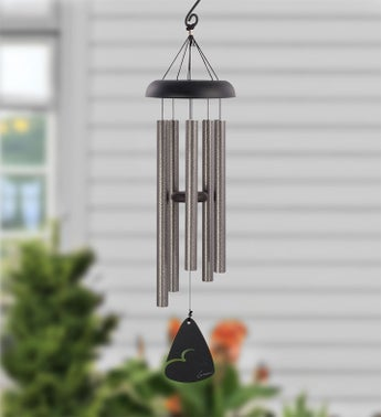 Pewter Fleck Windchime -30