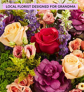 One of a Kind Bouquet for Grandma