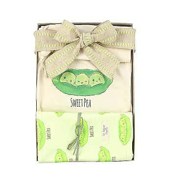 I've Arrived Organics Baby Gift Box