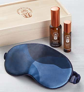 Sleep Well Lavender Gift Set