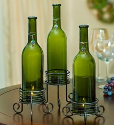 Wine Retreat Candle Set