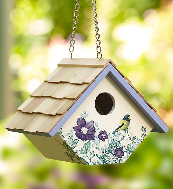 Hanging Birdhouse