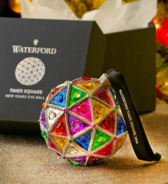 Waterford® 2014 Times Square Ball Ornament