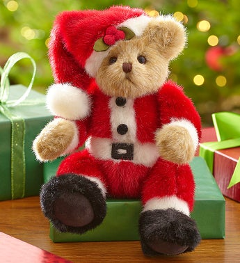 "Bearington® ""Santa Beary"" Bear"