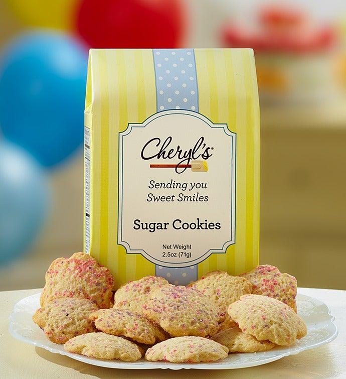 Bearington Birthday Bear with Cheryls Cookies