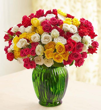 Spray Roses, Buy 50 Blooms, Get 50 Blooms Free