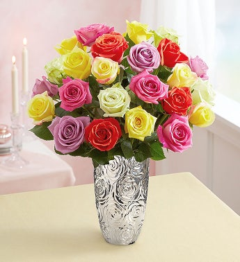 Assorted Roses Buy 12 Get 12 Free