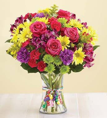 Flower Bouquets | Mixed Flower Bouquets | 1800Flowers.com