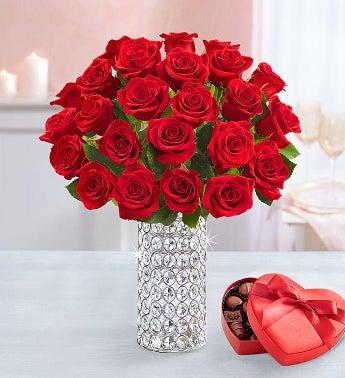 Valentines Bouquets Flower Arrangements 1800flowers