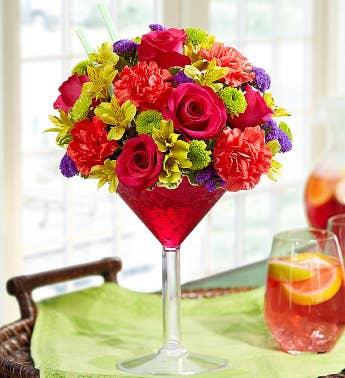 Sangria Bouquet™ from 1-800-FLOWERS.COM -91856