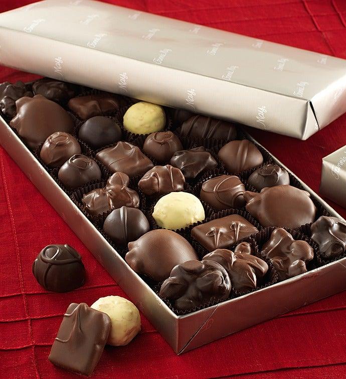 February - Fannie May 1 1b Colonial Chocolate Box