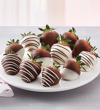 Chocolate Covered Strawberries Gift Club