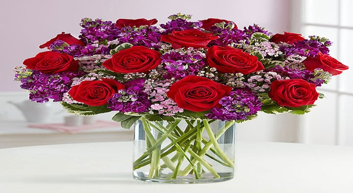 Valentines Bouquets Flower Arrangements 1800flowers