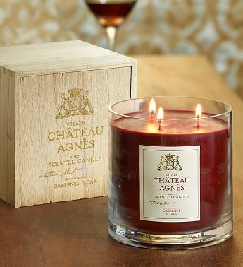 Wine Lover's Cabernet Candle