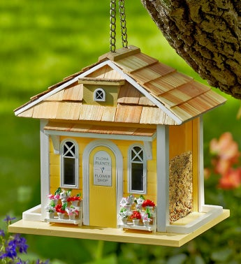 Flora Plenty Bird Feeder