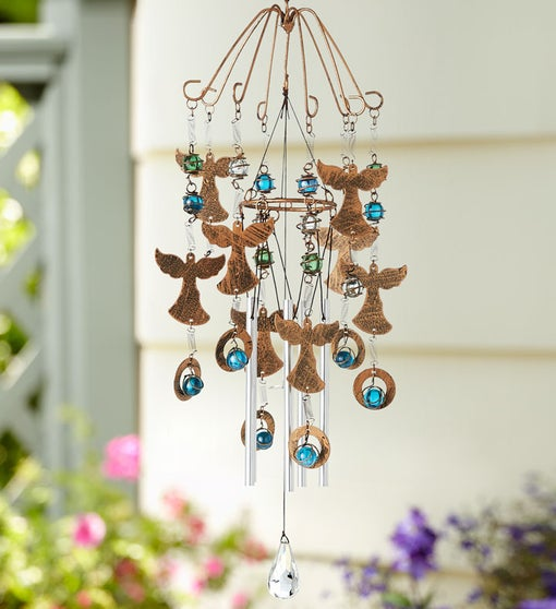 Heavenly Angels Wind Chimes