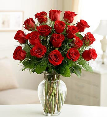 Rose Elegance Red Roses