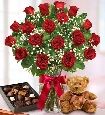 Abundant Love™Premium Long Stem Roses