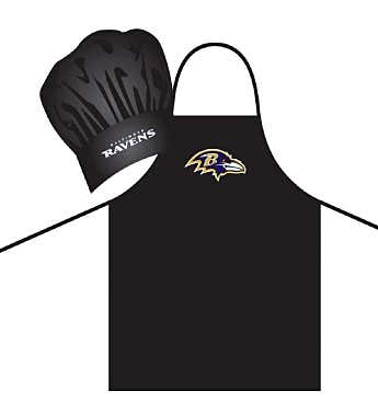 NFL Apron & Chef Hat Set