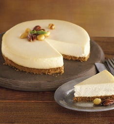 Signature New York-Style Cheesecake